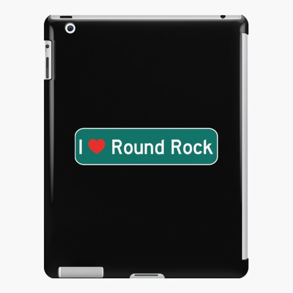 I Love Round Rock! iPad Snap Case