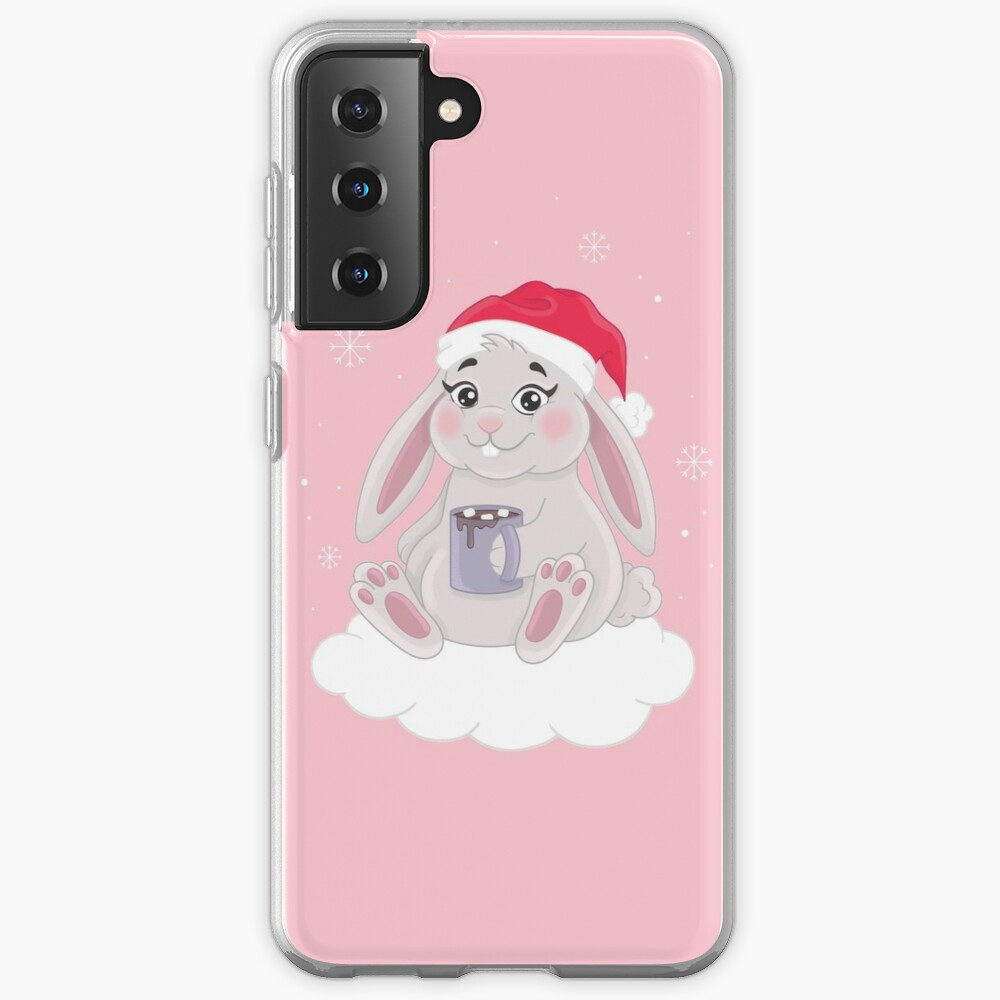 CHRISTMAS BUNNY Case & Skin for Samsung Galaxy