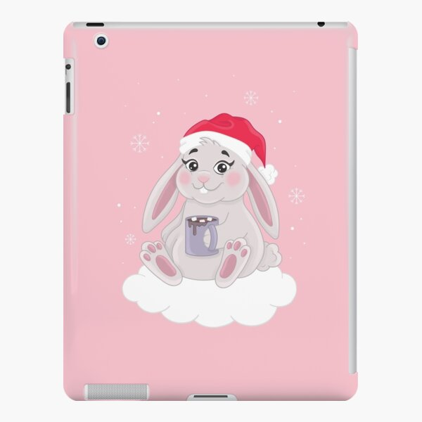 CHRISTMAS BUNNY iPad Snap Case