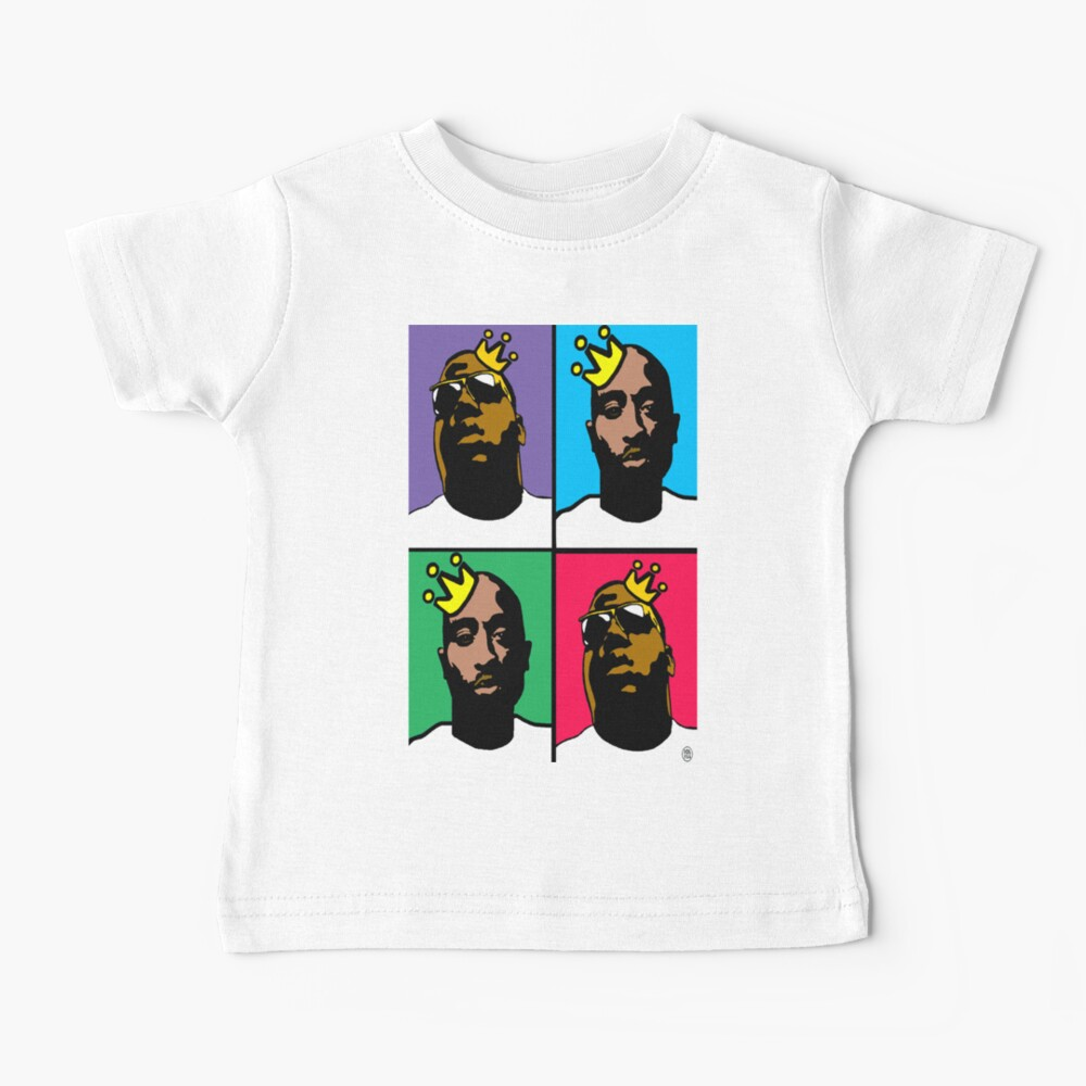 NOTORIOUS THUGS (4-COLOR) Baby T-Shirt