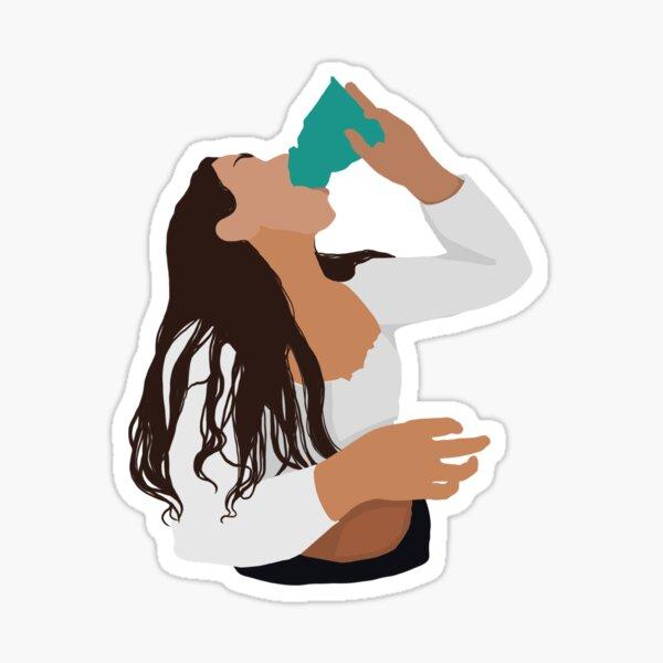 Sienna Mae Gomez tiktok sticker Sticker