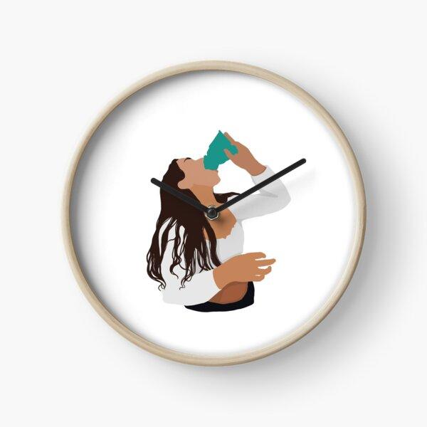 Sienna Mae Gomez tiktok sticker Clock