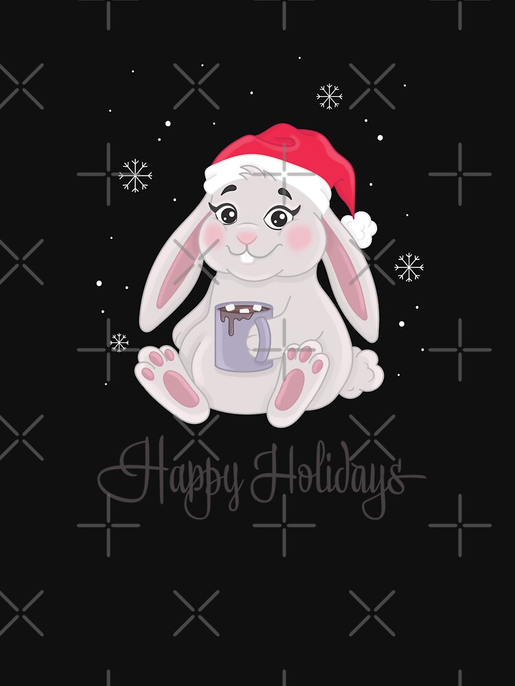 HOLIDAY BUNNY by xxzbat