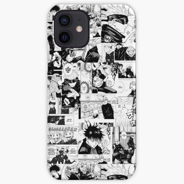Jujutsu Kaisen manga collage iPhone Snap Case