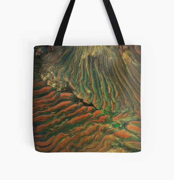 Universe of Souls - Panel 1 All Over Print Tote Bag