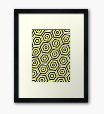 Hive No. 1 Framed Print