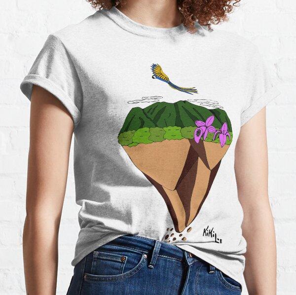 El Avila flotante Camiseta clásica