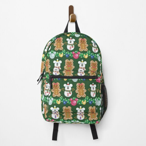 Happy Holiday Gingerbread Backpack