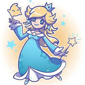 Star Goddess by miskiart