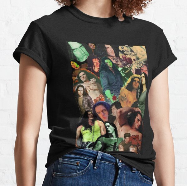 Type O Negative: Peter Steele Dark Goth Collage Edit II Classic T-Shirt