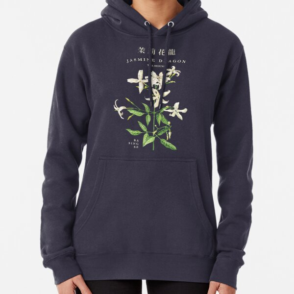 Jasmine Dragon Tea House Pullover Hoodie