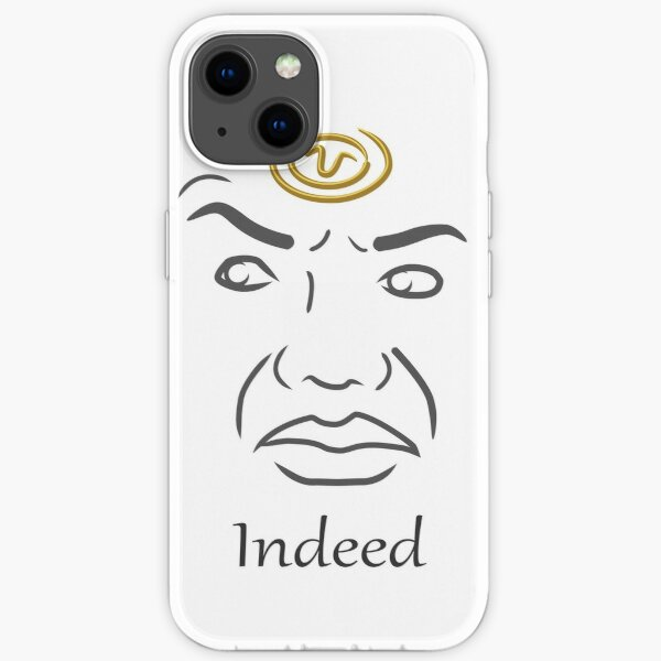 Teal'c Version_2 Coque souple iPhone