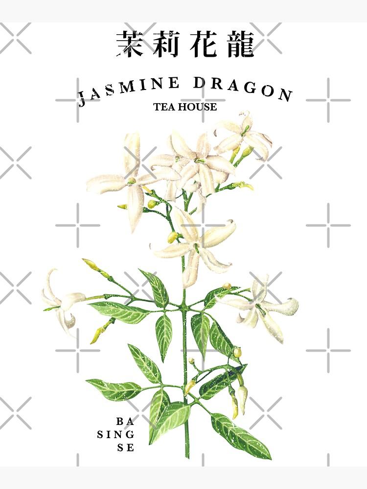 Jasmine Dragon Tea House by vintage-pete