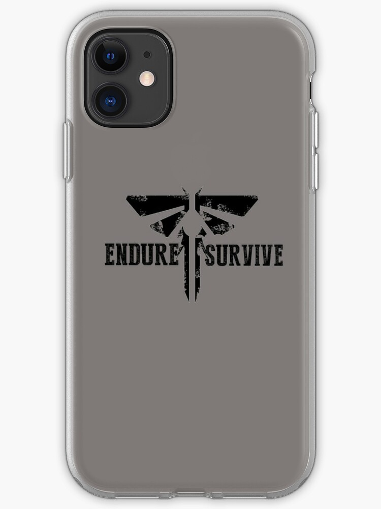 Endure and Survive iPhone 11 case