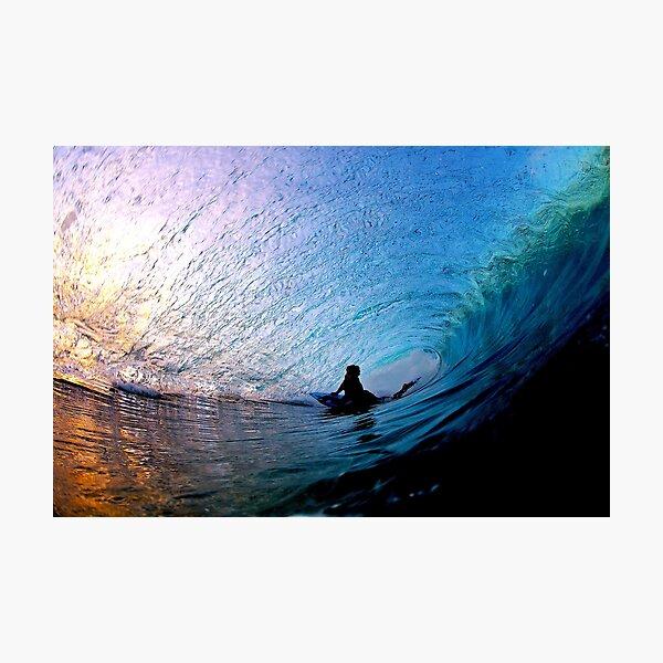 Last Light - Northern Beaches Photographic Print