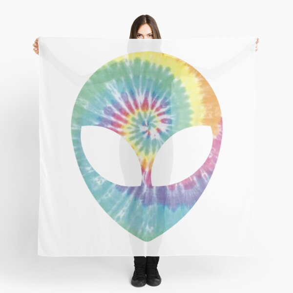 Peace, Love, Aliens Scarf
