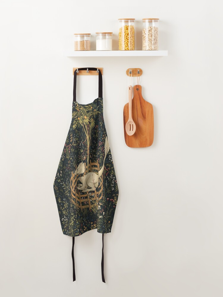 Alternate view of The Dinosaurs Is In Captivity and No Longer Extinct Apron