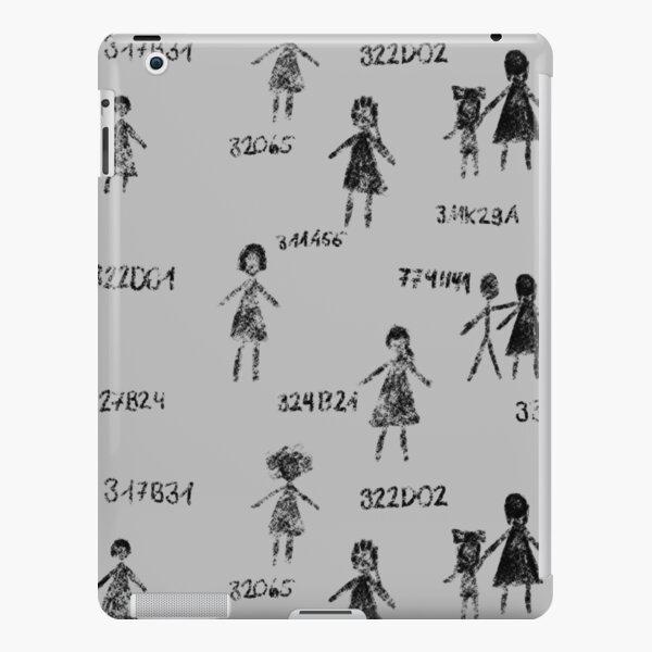 Orphan Black People sketch  iPad – Leichte Hülle