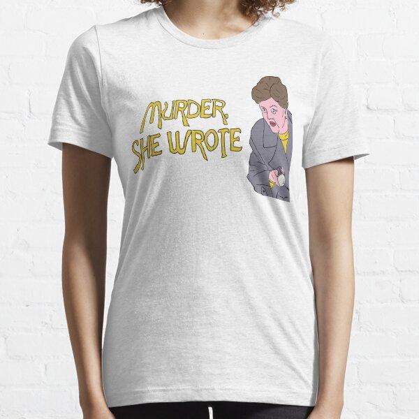 Murder She Drew Essential T-Shirt