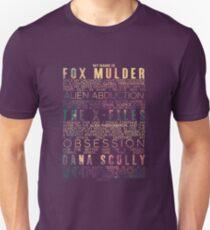 The X-Files Revival - Light Unisex T-Shirt
