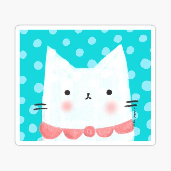 Persian Kitty Sticker