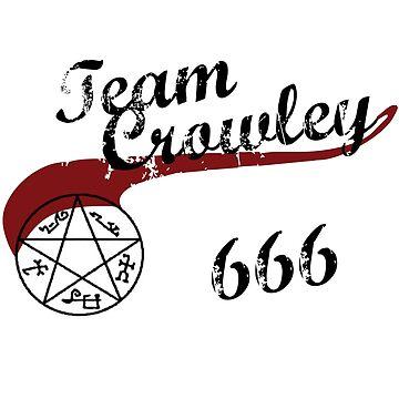 Team Crowley by PrincessSchez
