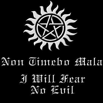 Fear No Evil by PrincessSchez