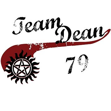 Team Dean by PrincessSchez