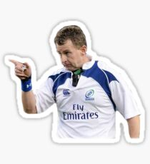 Nigel Owens Sticker