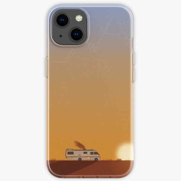 Breaking Bad RV Funda blanda para iPhone
