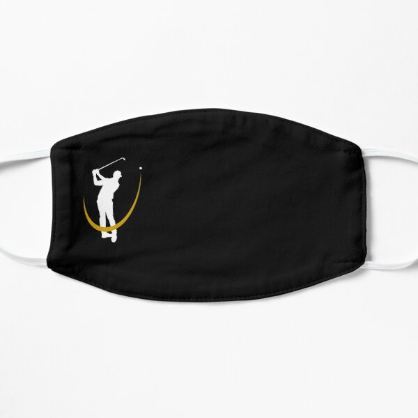 Golf | Golfer Tee Shot | Golfing Mask