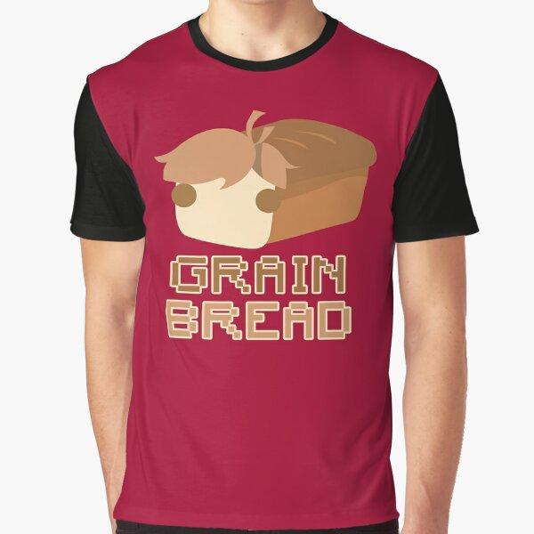 The Grain Bread Graphic T-Shirt