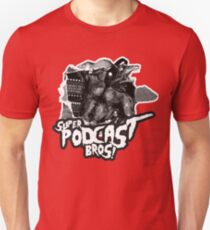 Super Podcast Bros. Wolfpac Tee T-Shirt