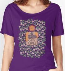 Love Found Amidst Daisies Women's Relaxed Fit T-Shirt