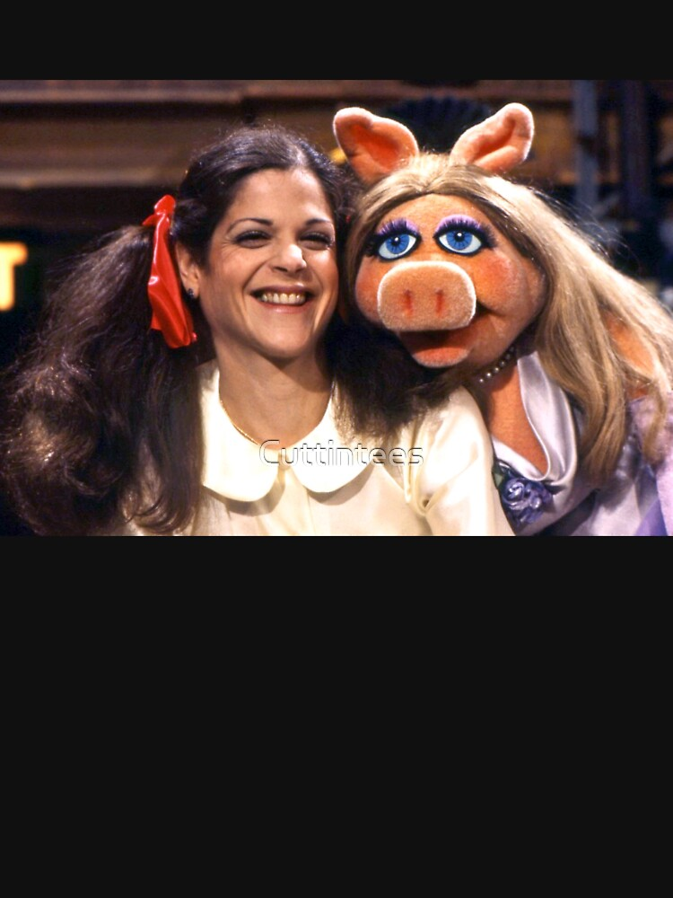 Gilda and Piggy by Cuttintees