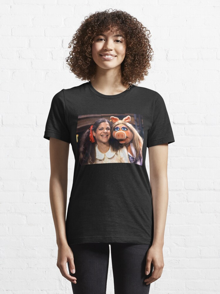 Alternate view of Gilda and Piggy Essential T-Shirt