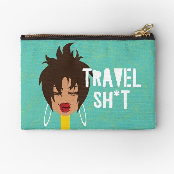 Travel Stuff Zipper Pouch