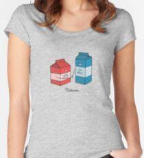 Milkshake Women's Fitted Scoop T-Shirt