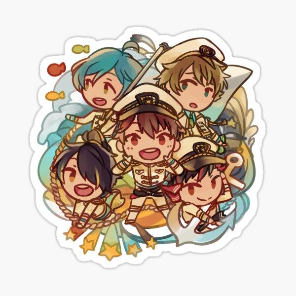 Enstars Ryuseitai Pirate Fes Sticker