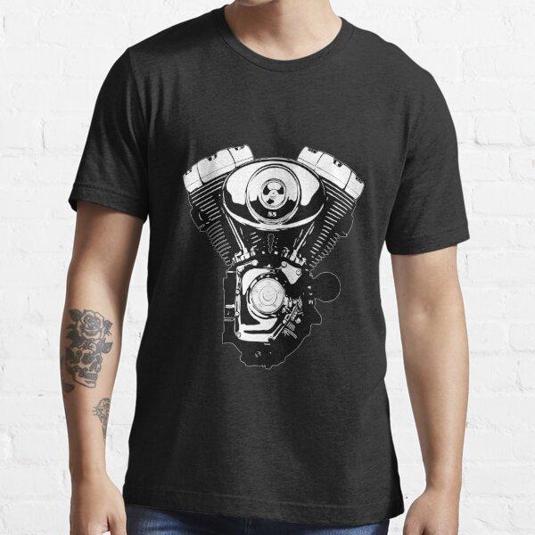 Moteur Harley T-shirt essentiel