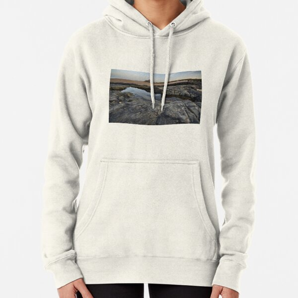 Bamburgh Castle Pullover Hoodie