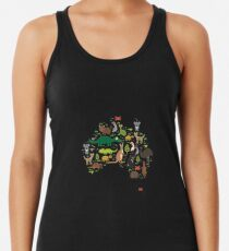 Funny australian animals Women's Tank Top