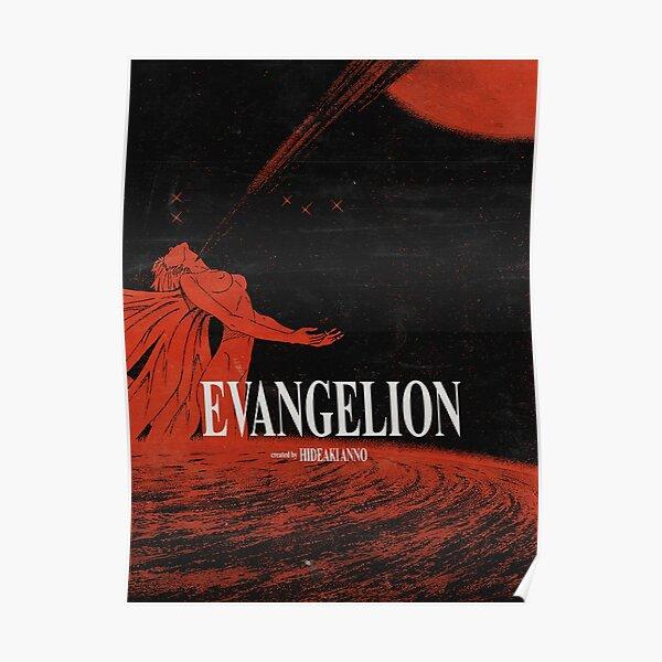 Neon Genesis Evangelion - Affiche de film Poster