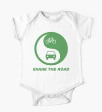 Share the Road One Piece - Short Sleeve