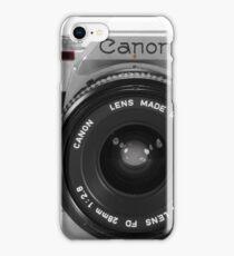 Canon AE-1 iPhone Case/Skin