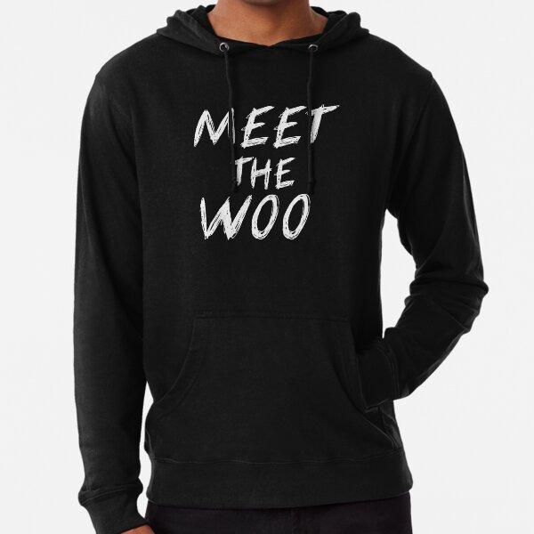 Pop Smoke Meet The Woo Lightweight Hoodie