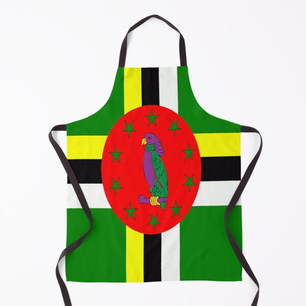 Flag of Dominica Apron