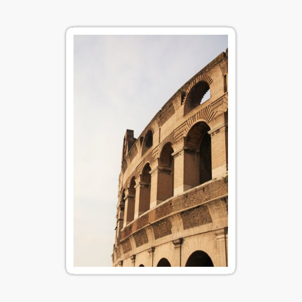 Colosseum Sticker