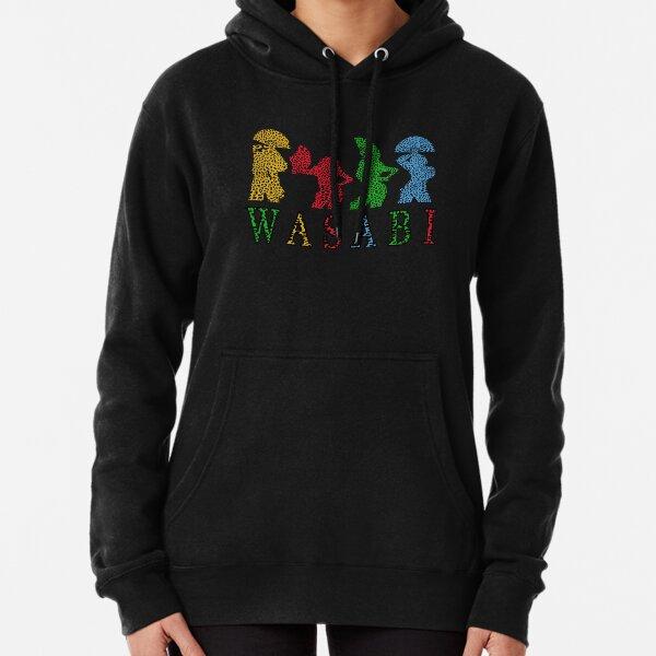 Wasabi LM Sweat à capuche épais