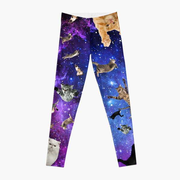 Space Cats Leggings